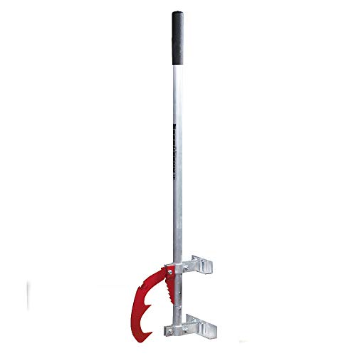 Woodchuck Tool DualPro Log Lifter/Cant Hook/Peavey Combines The Dual with Jack and Rear Foot and Toe Lift of The Timberjack