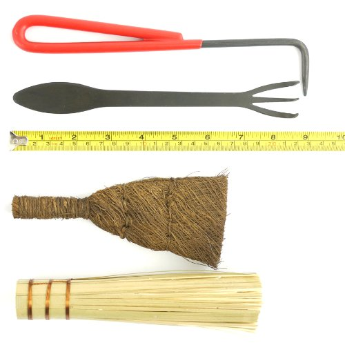 BambooMN Bonsai Kit 16pc Master Tool Set