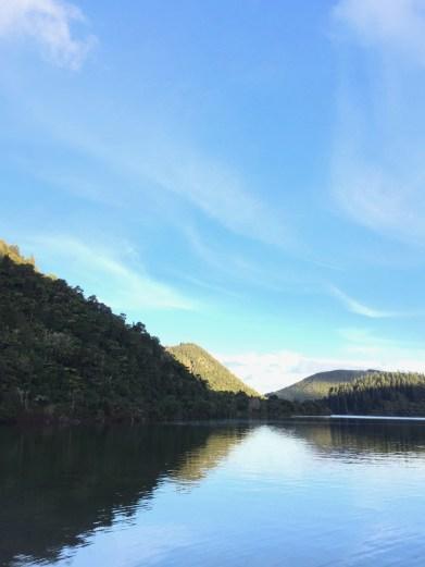 ▲Blue Lake