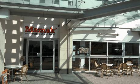 ▲Mamak Malaysian Street Food Restaurant
