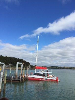 The Happy Ferry - Paihia to Russell