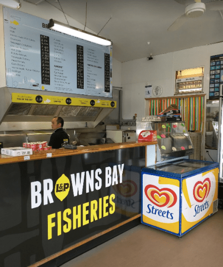 Browns Bay Fisheries