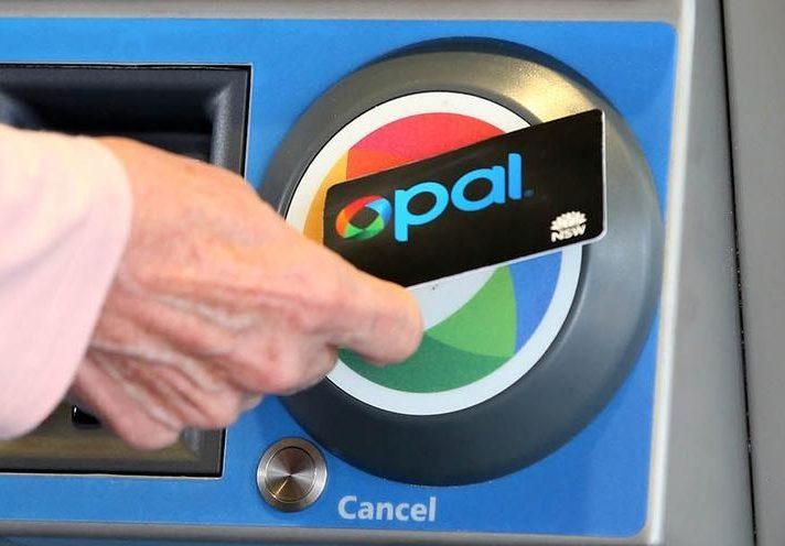 Opal card