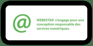 Engagement pour une conception des services numériques responsable