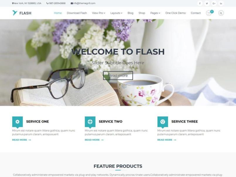 flash-wp-theme