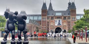 Beautiful destinations in Amsterdam