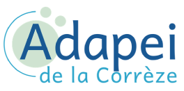 Logo de l'ADAPEI de la Corrèze