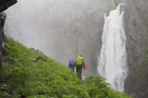 Vøringsfossen und Hardangervidda Naturcenter Eidfjord
