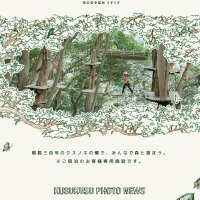 KUSUKUSU 森の空中基地〜Koruriフォント(M+派生)Webフォント
