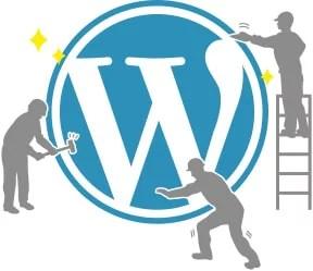 ワードプレス(WordPress)のカスタマイズ