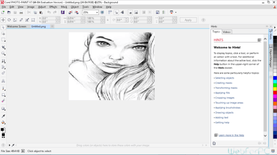 CorelDraw Graphics Suite X7 Free