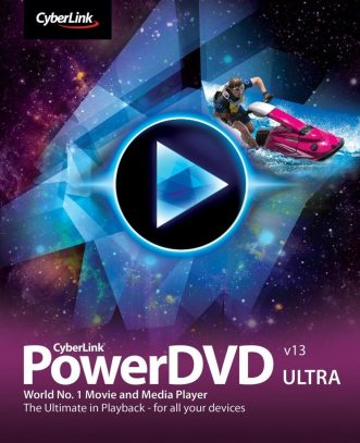 CyberLink PowerDVD Ultra v15.0 Free