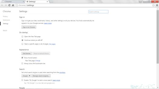 Google Chrome Latest Offline Setup InstallerPC