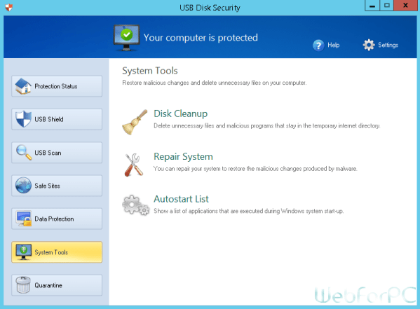 USB Disk Security Free