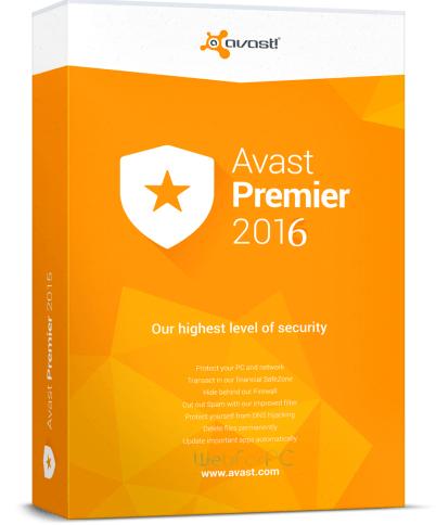 Avast Premier [2016] [Licencia hasta el 2022] [Español] [MEGA]