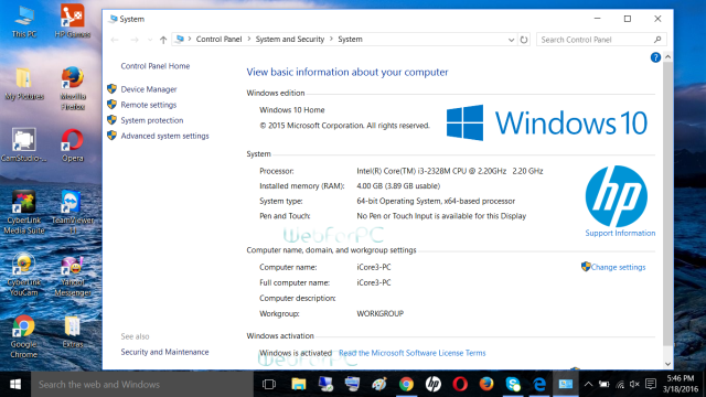 windows 10 finalconversion