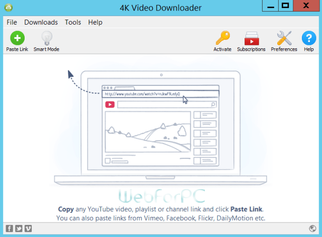 4K Video Downloader Free Download Setup