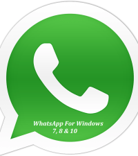 Free Download WhatsApp Web For Windows  PC
