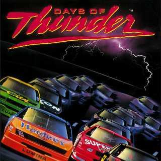 Play Days Of Thunder On NES Emulator Online
