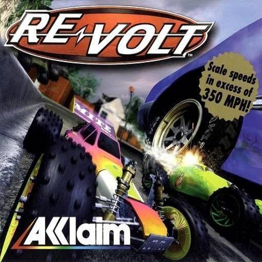 Play Re-Volt on N64 - Emulator Online