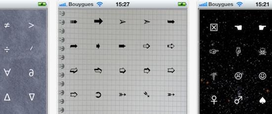 Cómo insertar caracteres especiales en tu móvil o tablet [iPhone, iPad y Android]
