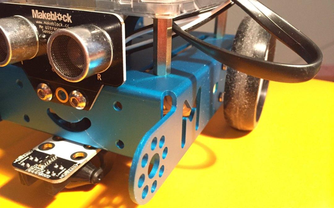 Happy Robots per l'offerta formativa estiva IC 8 a Perugia
