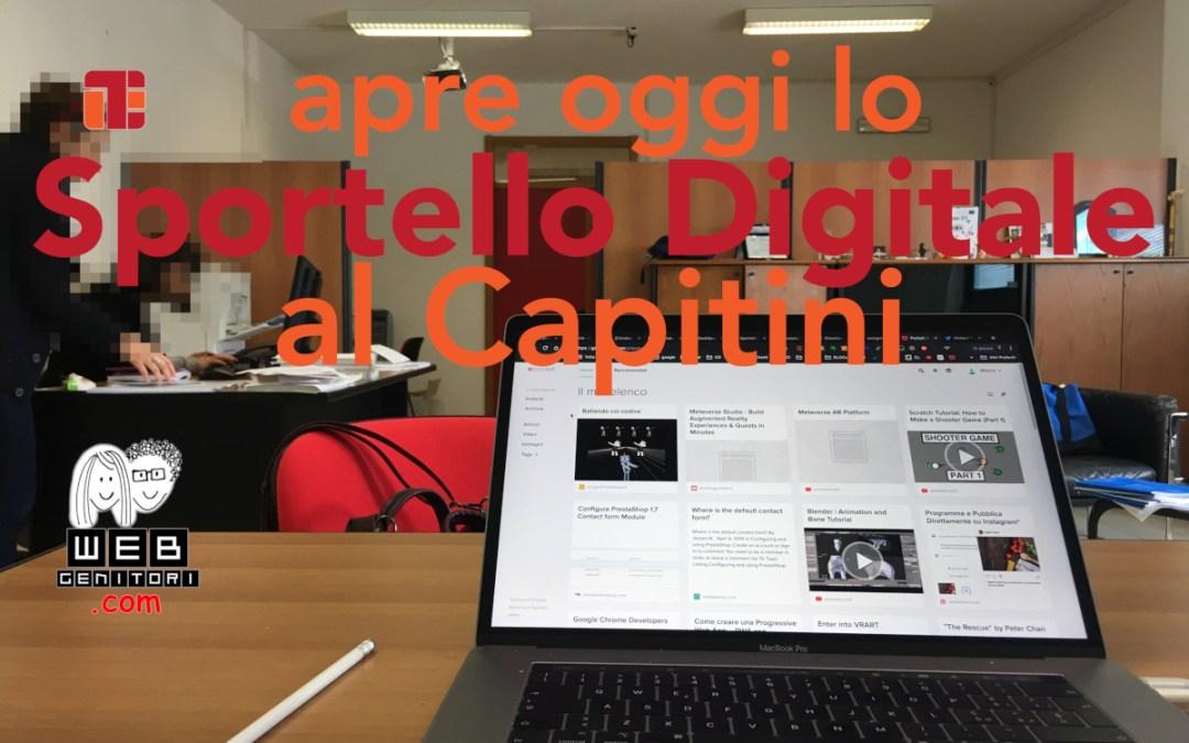 Sportello Digitale ITET Aldo Capitini per insegnanti e genitori