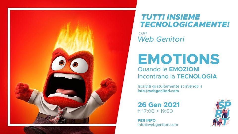 EMOTIONS – Quando le Emozioni incontrano la Tecnologia