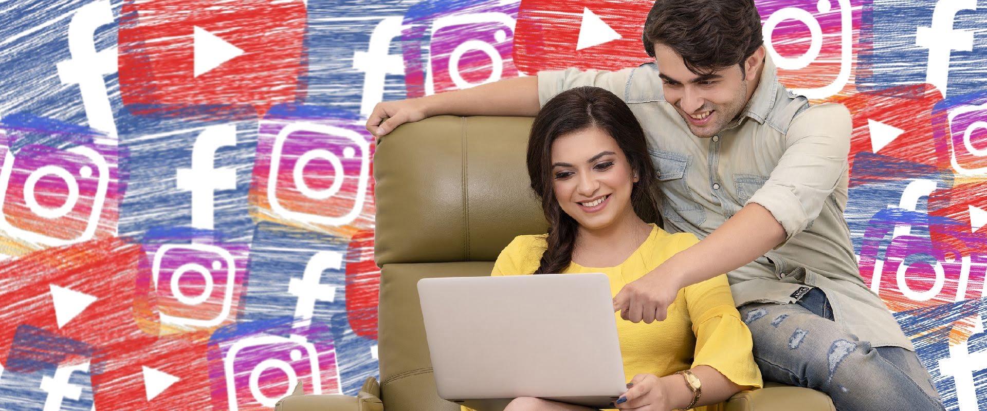 Gli italiani ed i Social Network: i dati del 2019/2020