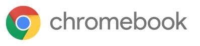 ChromebookのChrome、表示文字について