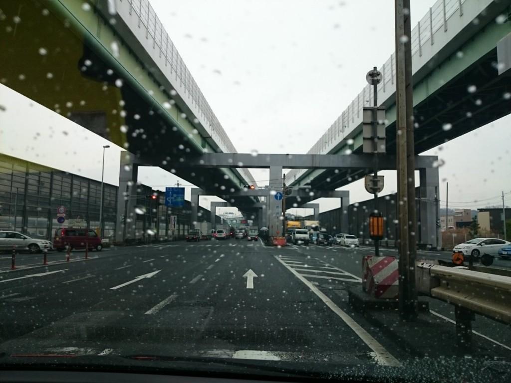 【名鉄バス混雑】復旧-JR東海道線の影響で道路混雑