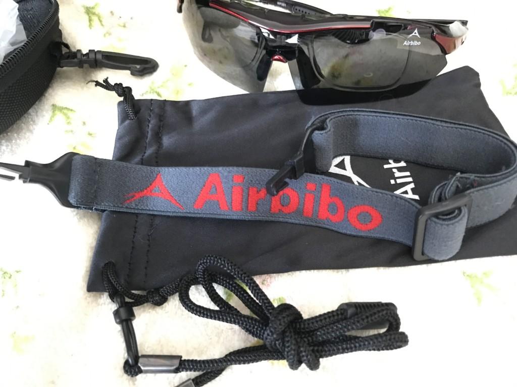 Airbibo (エアビボ)日差しが強いこれからの季節に必携サングラス
