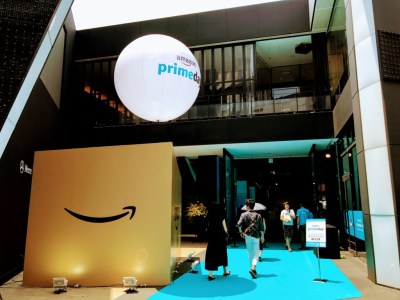 Amazonの実店舗イベント!プライムデースペシャルイベントに行ってきた!