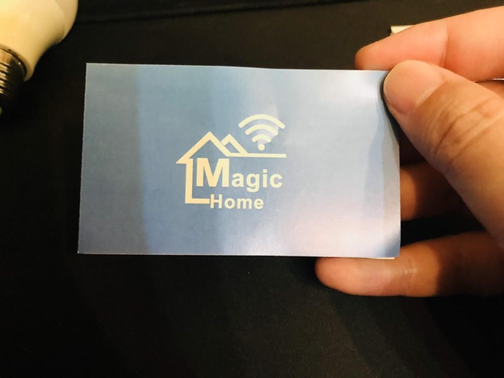 Magic Home Wi-Fiアプリで遠隔操作