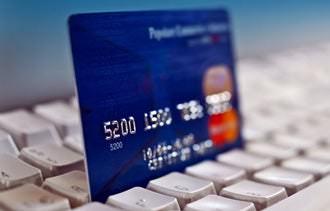 Πιστωτική κάρτα, ηλεκτρονικές αγορές