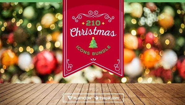 70 Free Christmas Icon in SVG & PNG Formats 2018