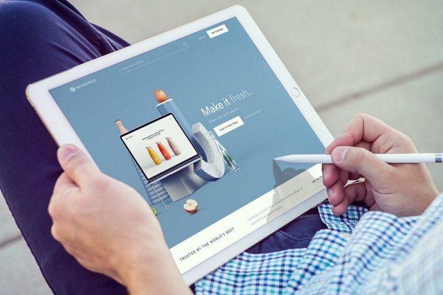 Apple iPad Pro Mockups