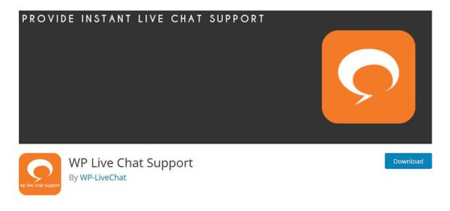 wordpress live chat plugin free