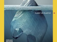 National Geographic Viral June 2018 Cover 'Planet or Plastic'