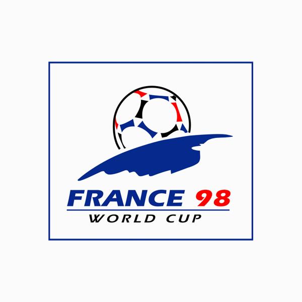FIFA World Cup Logo france 1998