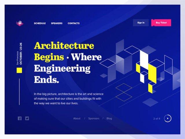 Isometric Illustrations design inspiration