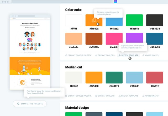 Free Color Tools
