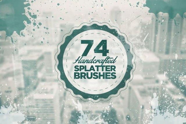 Handcrafted Photoshop Brushes
