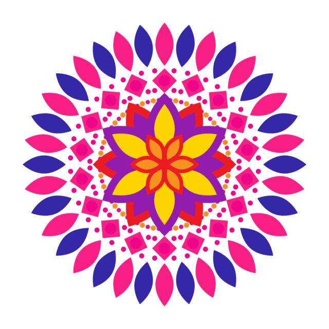 latest Festival Rangoli Designs
