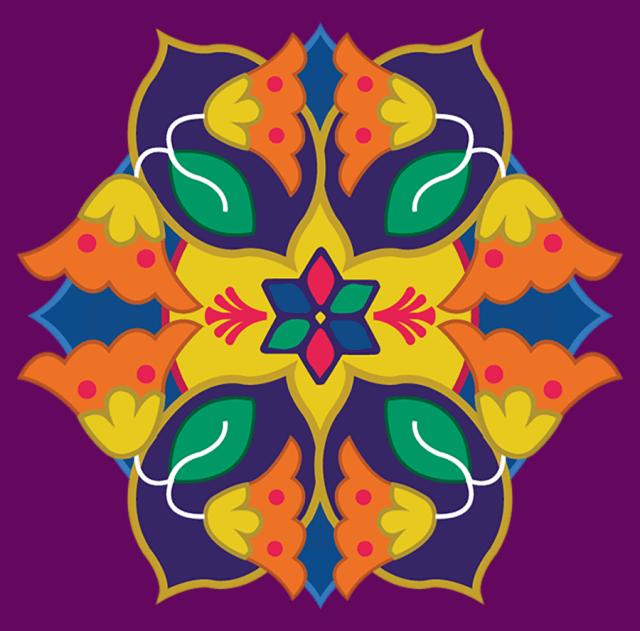 Festival Simple Rangoli Designs