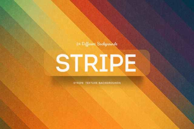Stripe Texture Backgrounds