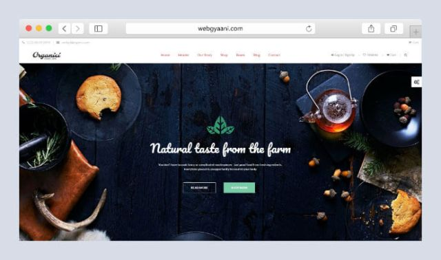 Farming Business WordPress Themes