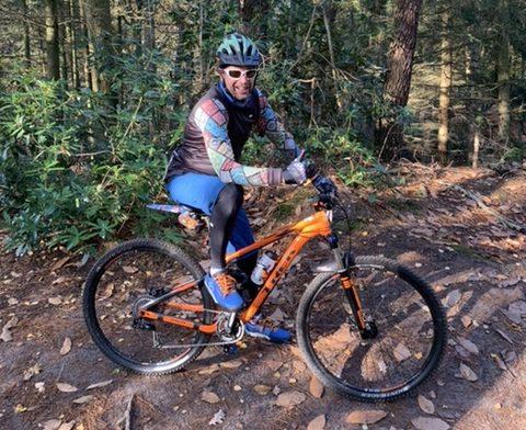 Mountain biking in Bergen op Zoom