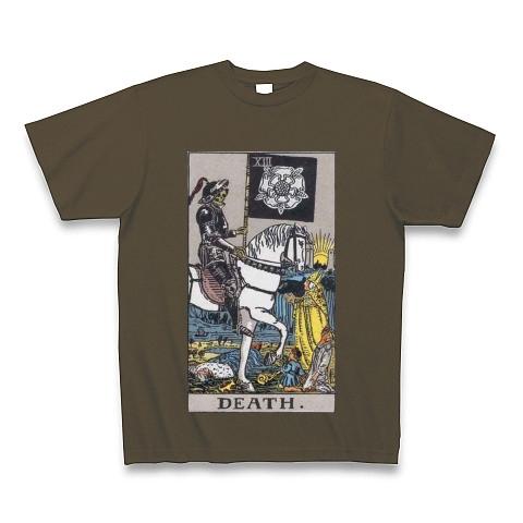 タロットカードTシャツ販売してます。   ウェブヒトデ