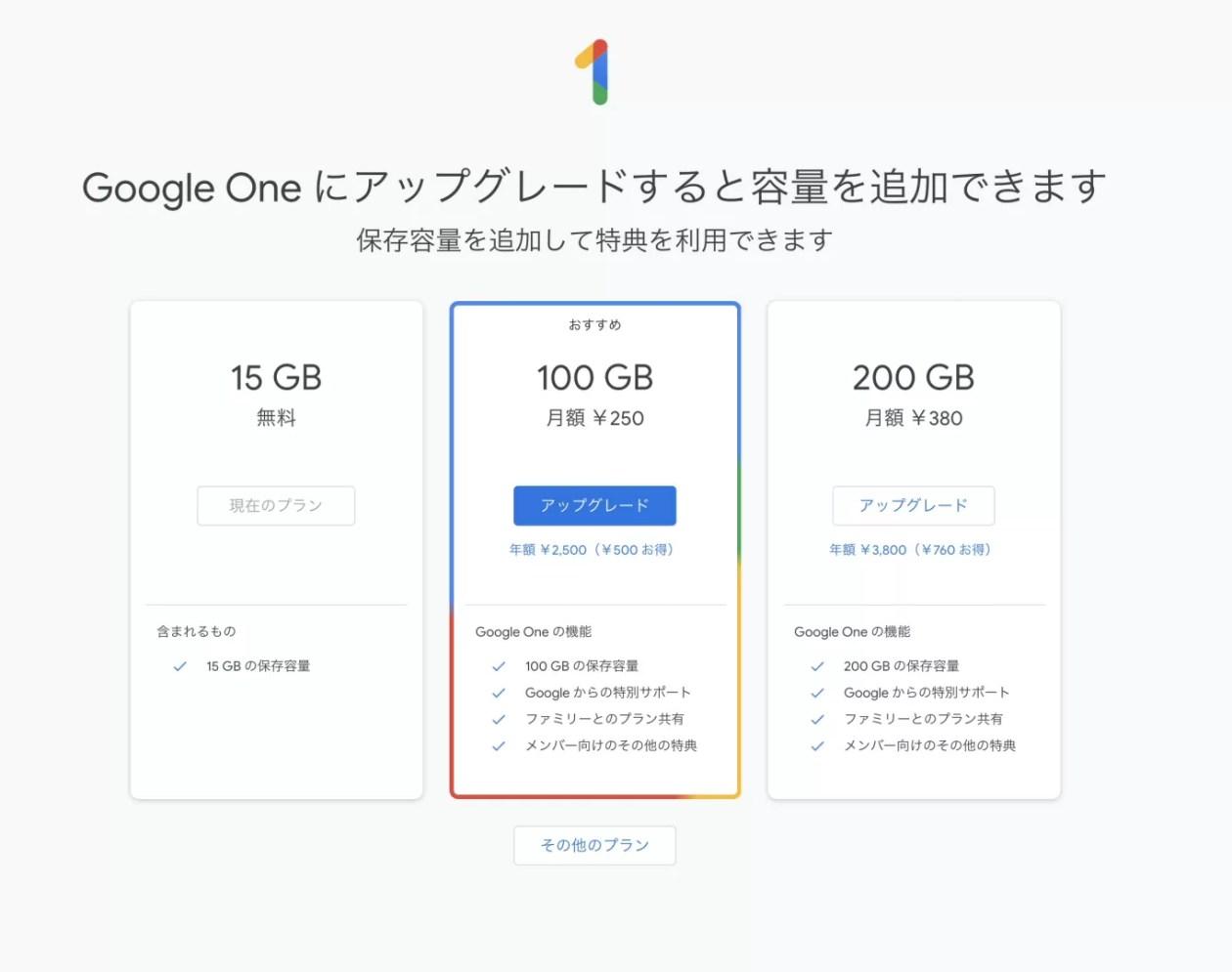 Google One2
